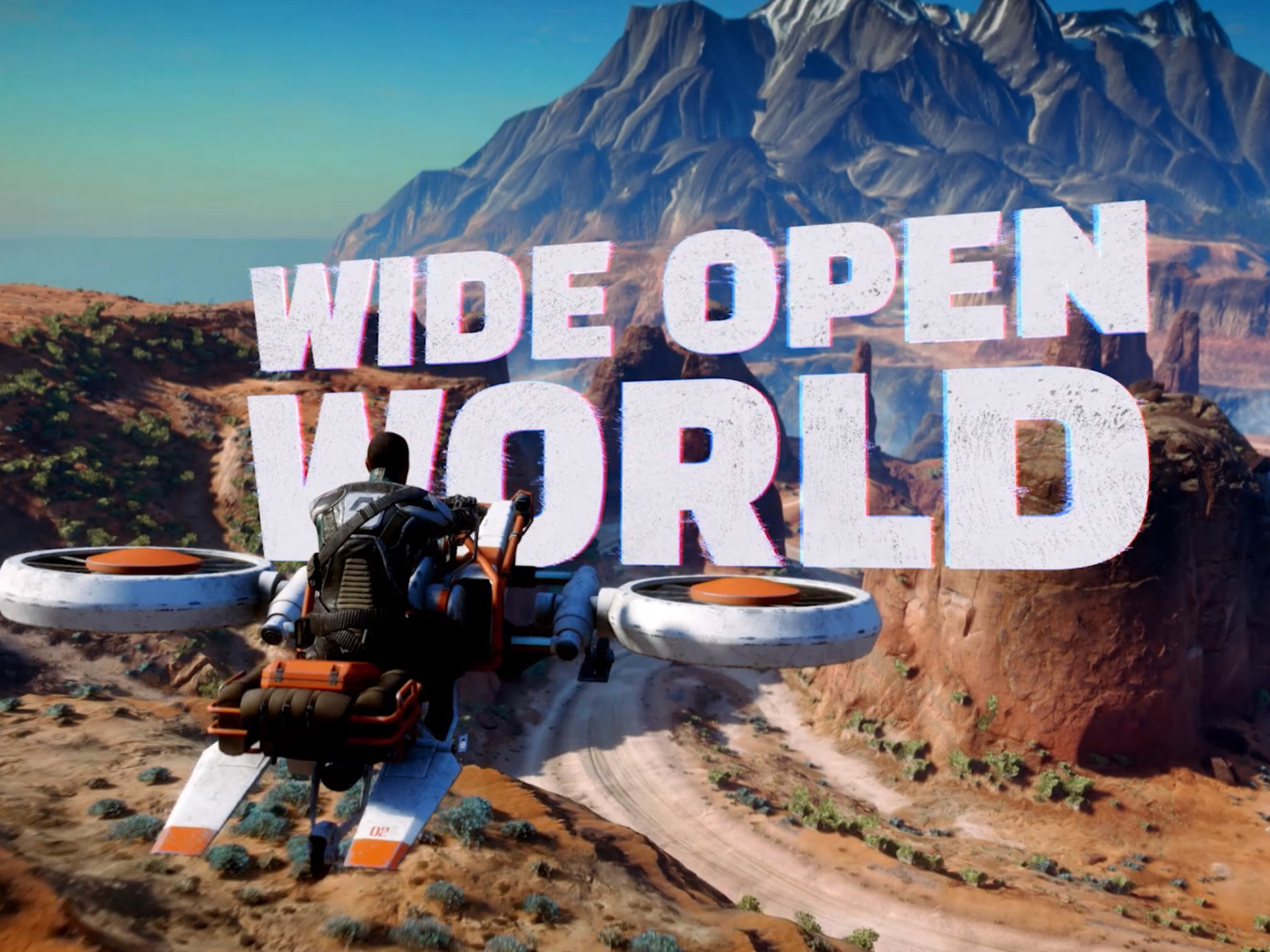 Open World Trailer Thumbnail