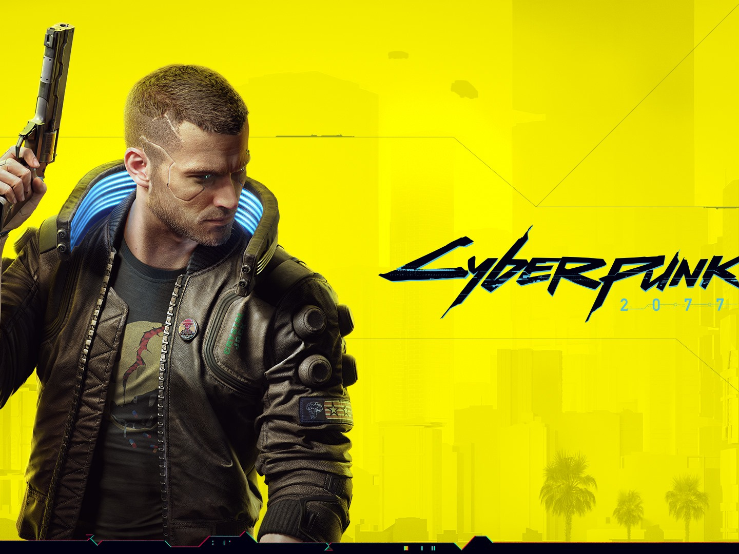Cyberpunk 2077 — Official E3 2019 Cinematic Trailer Thumbnail