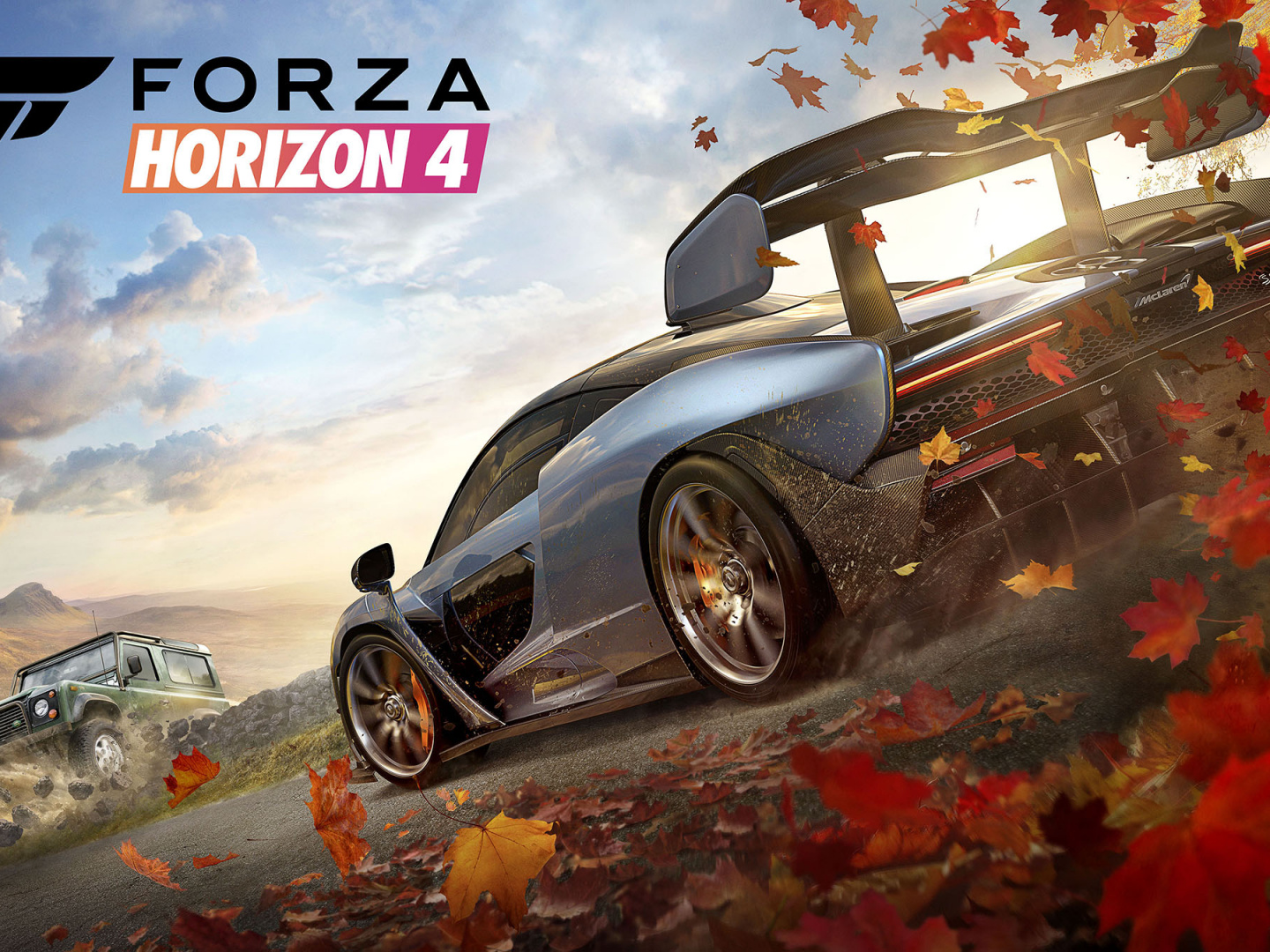 Forza Horizon 4 - Visual Identity Thumbnail