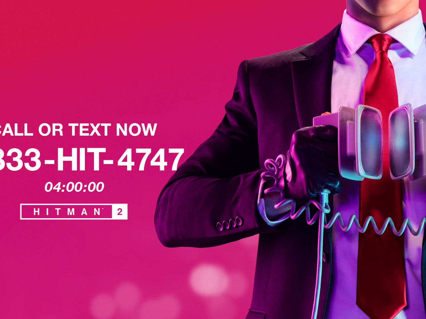 HITMAN 2 Call Center Thumbnail