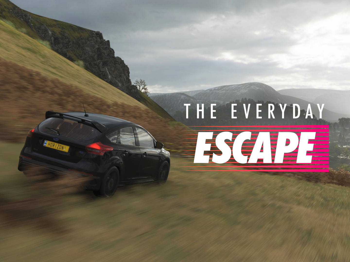 Forza Horizon 4: Vehicle Recognition Thumbnail