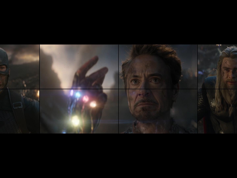 Avengers: Endgame - Target Wall Thumbnail