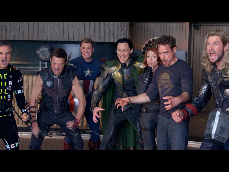 Avengers: Endgame - Bonus Trailer Thumbnail