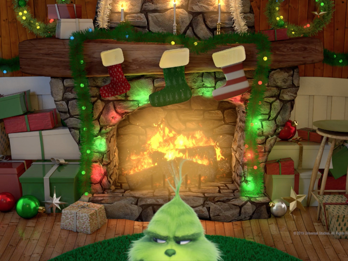 The Grinch - Cindy-Lou's Yule Log Thumbnail
