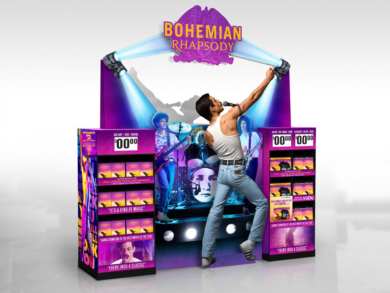 Bohemian Rhapsody Wal-Mart WOW Thumbnail