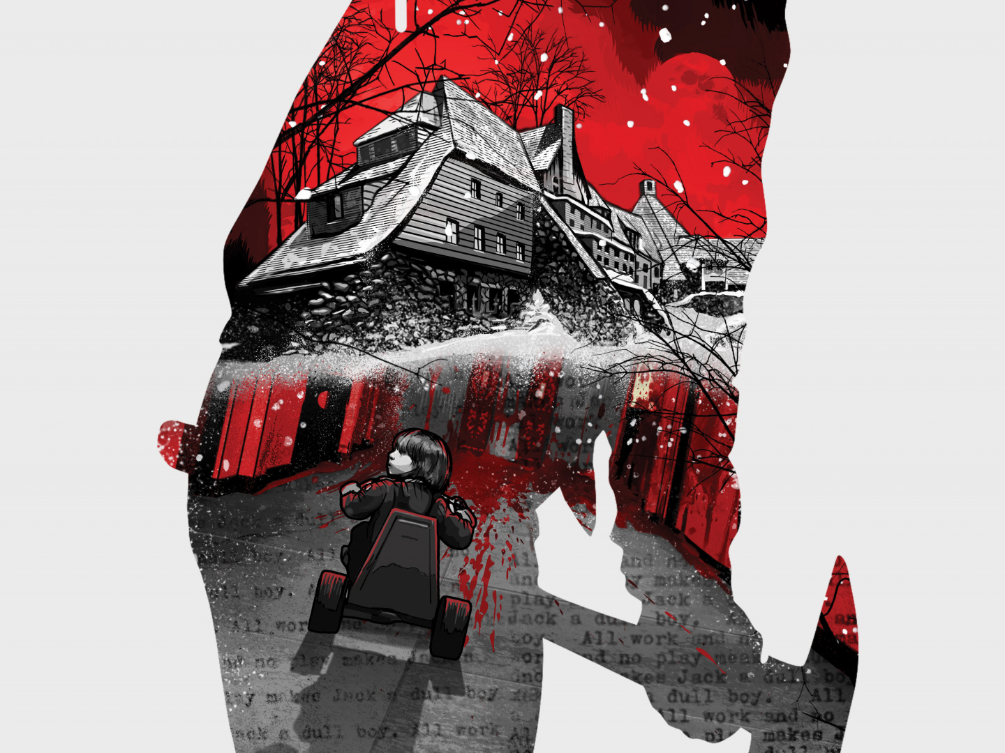 The Shining Poster Thumbnail