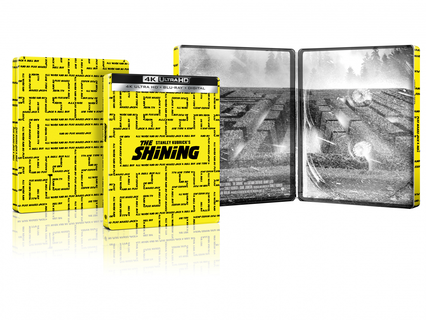 The Shining Steelbook Thumbnail