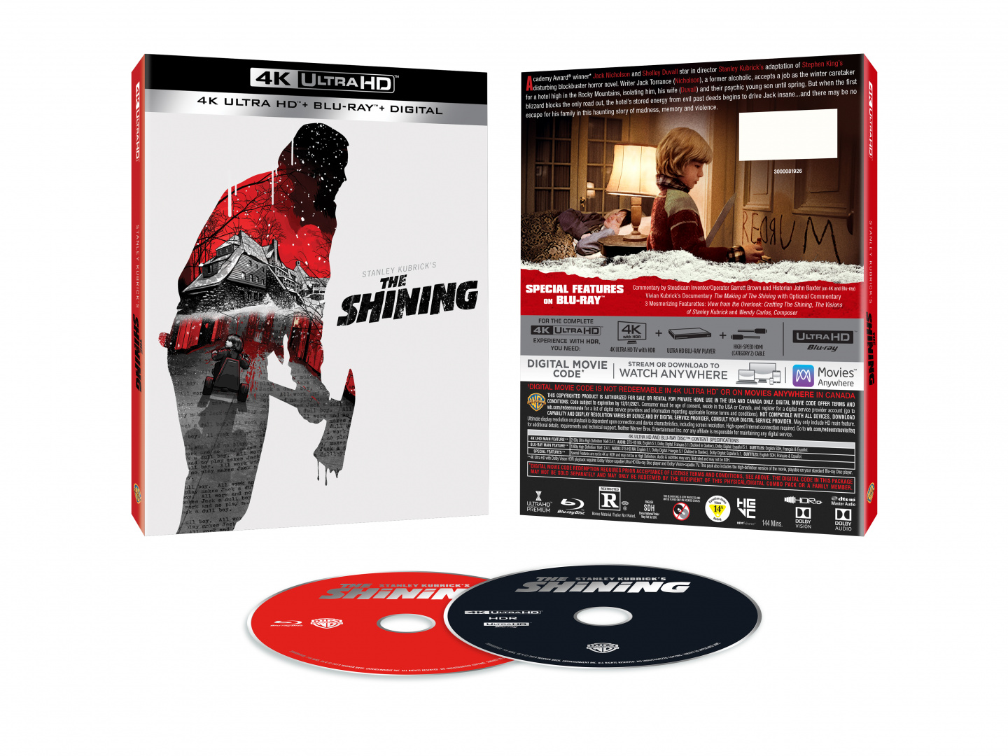 The Shining 4K O-Slipcase Thumbnail