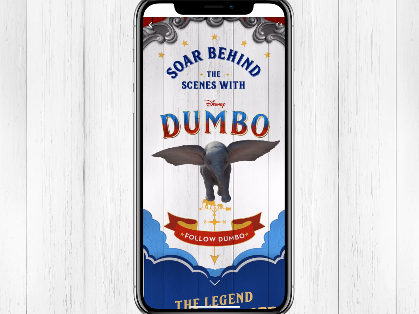 Dumbo - Facebook Instant Experience Thumbnail
