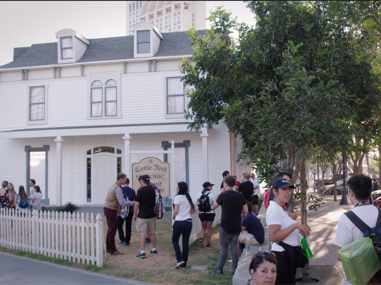 Castle Rock: SDCC Event Activation Thumbnail