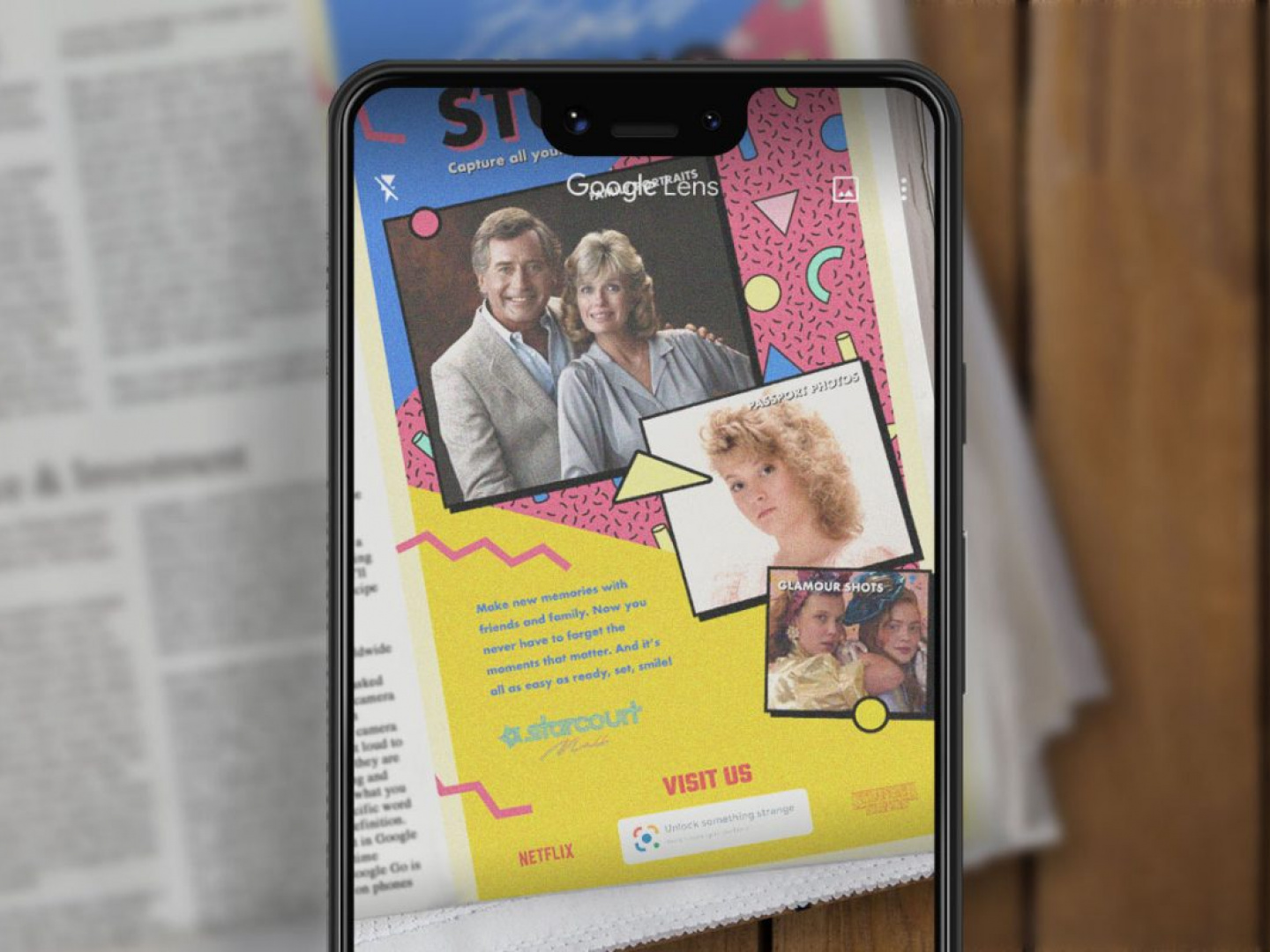 Google Lens: Stranger Things Ads Thumbnail