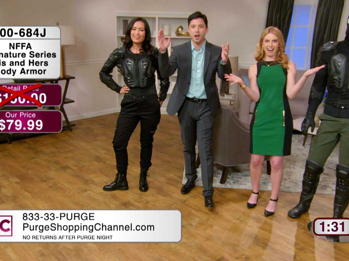 Purge Shopping Channel Thumbnail