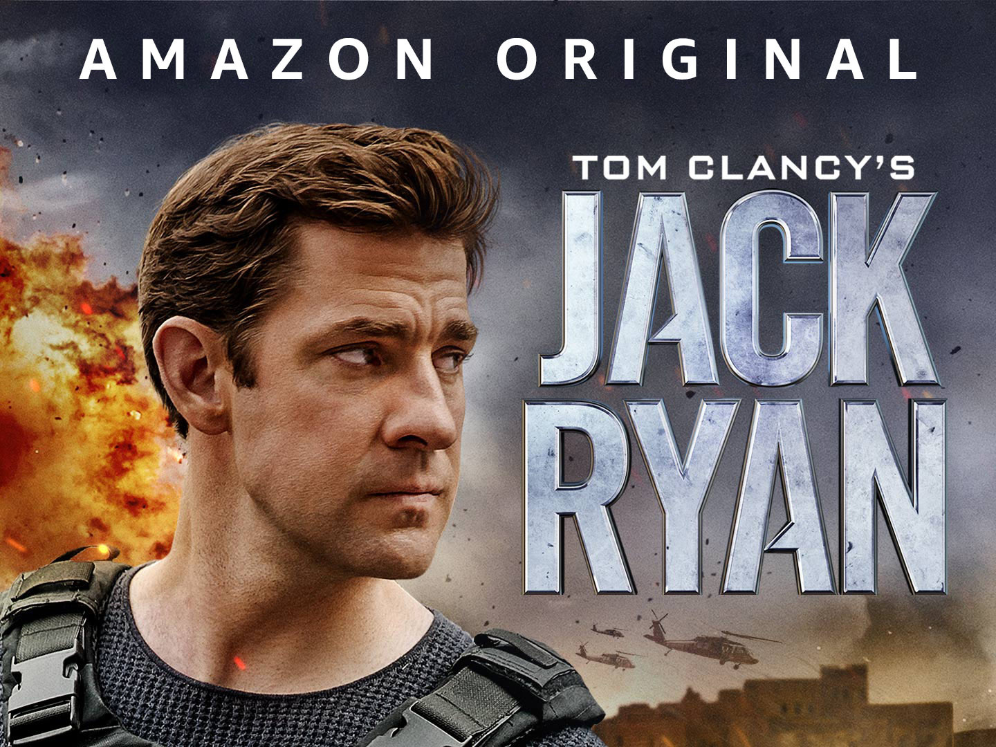 Tom Clancy's Jack Ryan Integrated Campaign Thumbnail