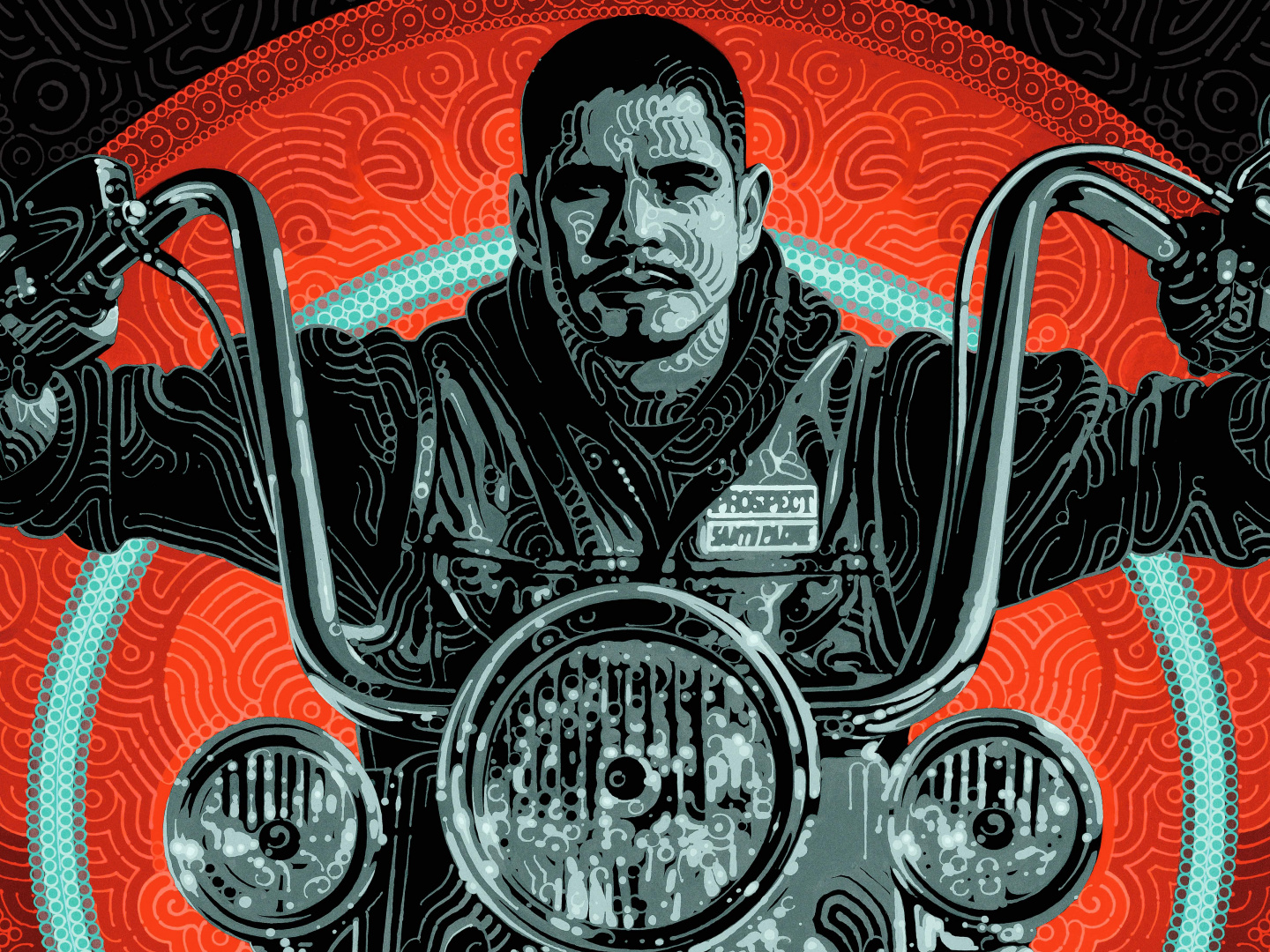 Image for Mayans M.C. - Key Art 2