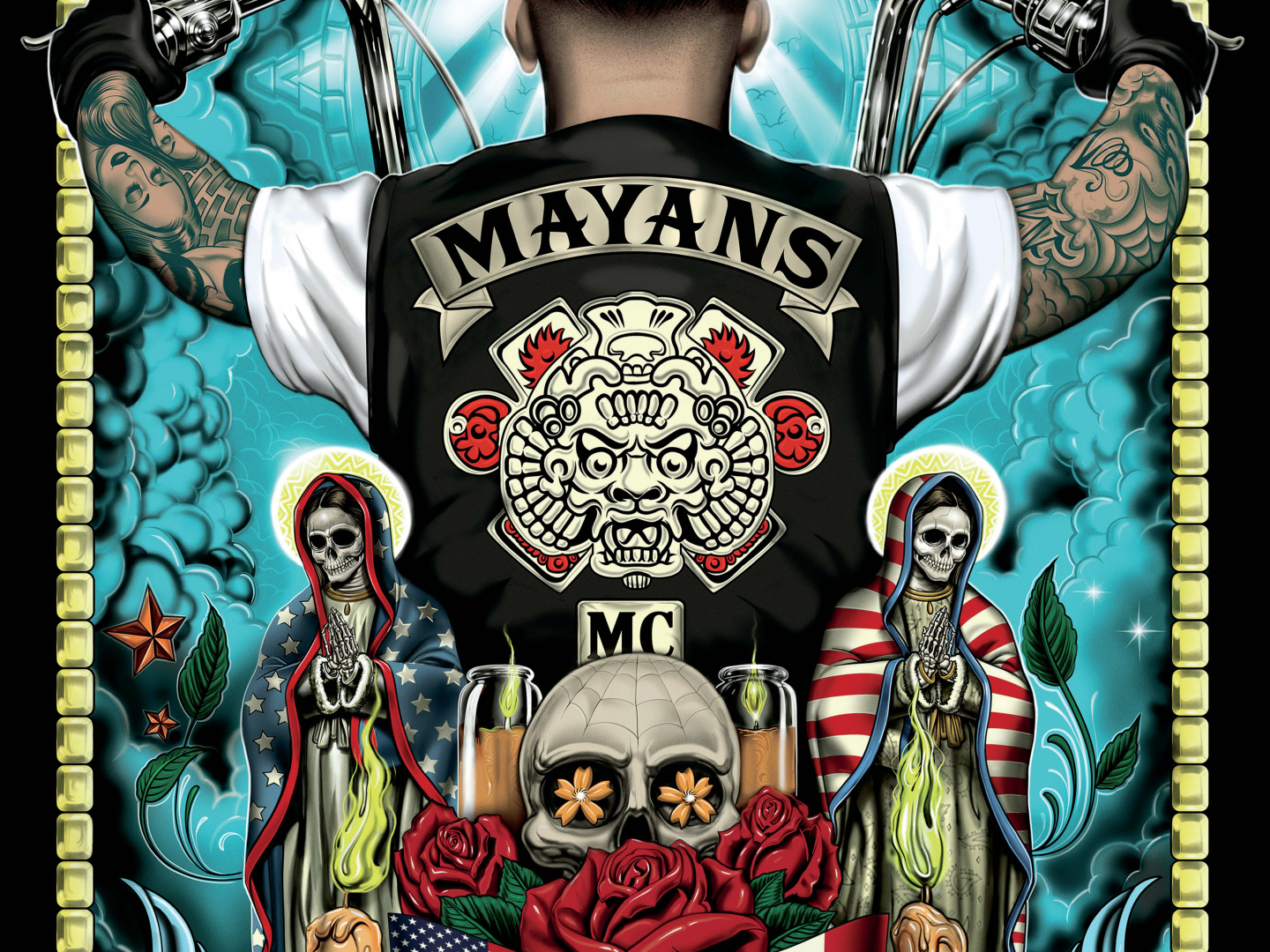 Image for Mayans M.C. - Key Art 3