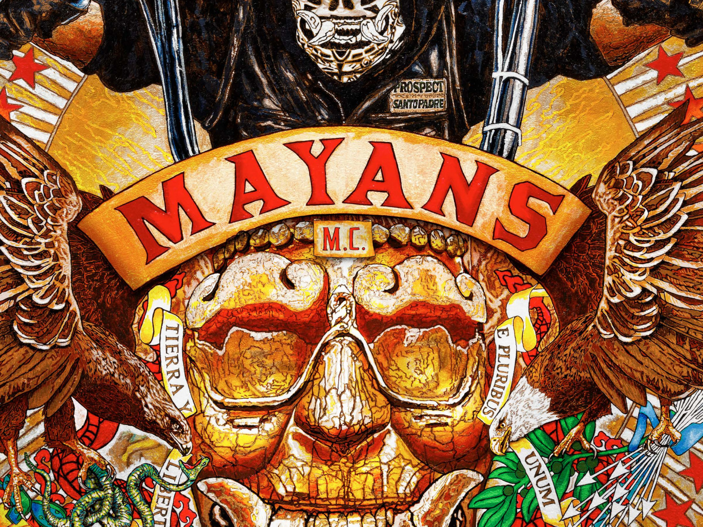 Image for Mayans M.C. - Key Art 5
