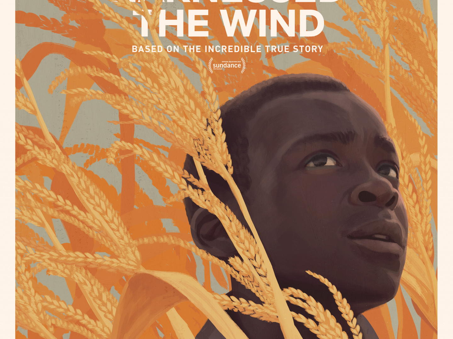 The Boy Who Harnessed The Wind / Illustrated Key Art Thumbnail