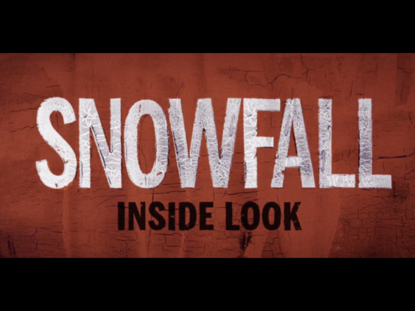 Image for Snowfall S3 - Inside Look: Costa Rica