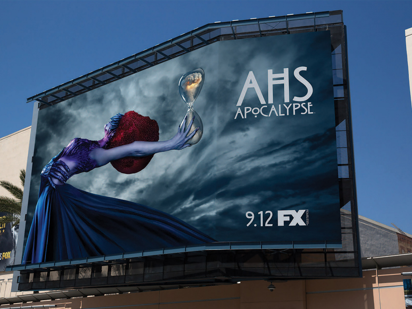AHS: Apocalypse - Woman on the Rocks Lot Board Thumbnail