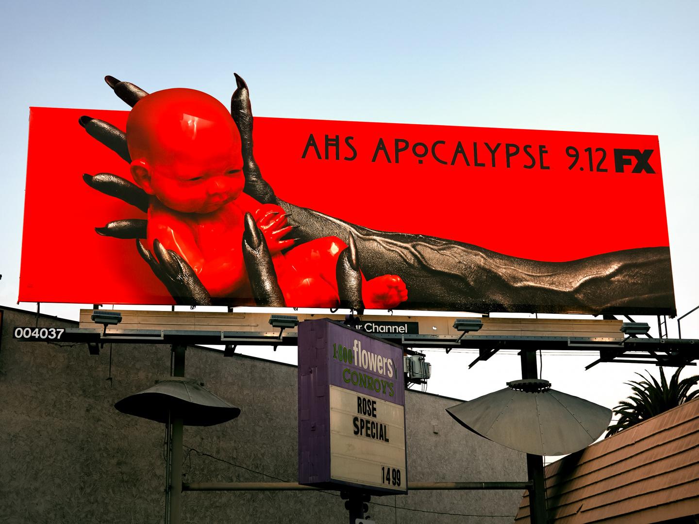 AHS: Apocalypse Thumbnail