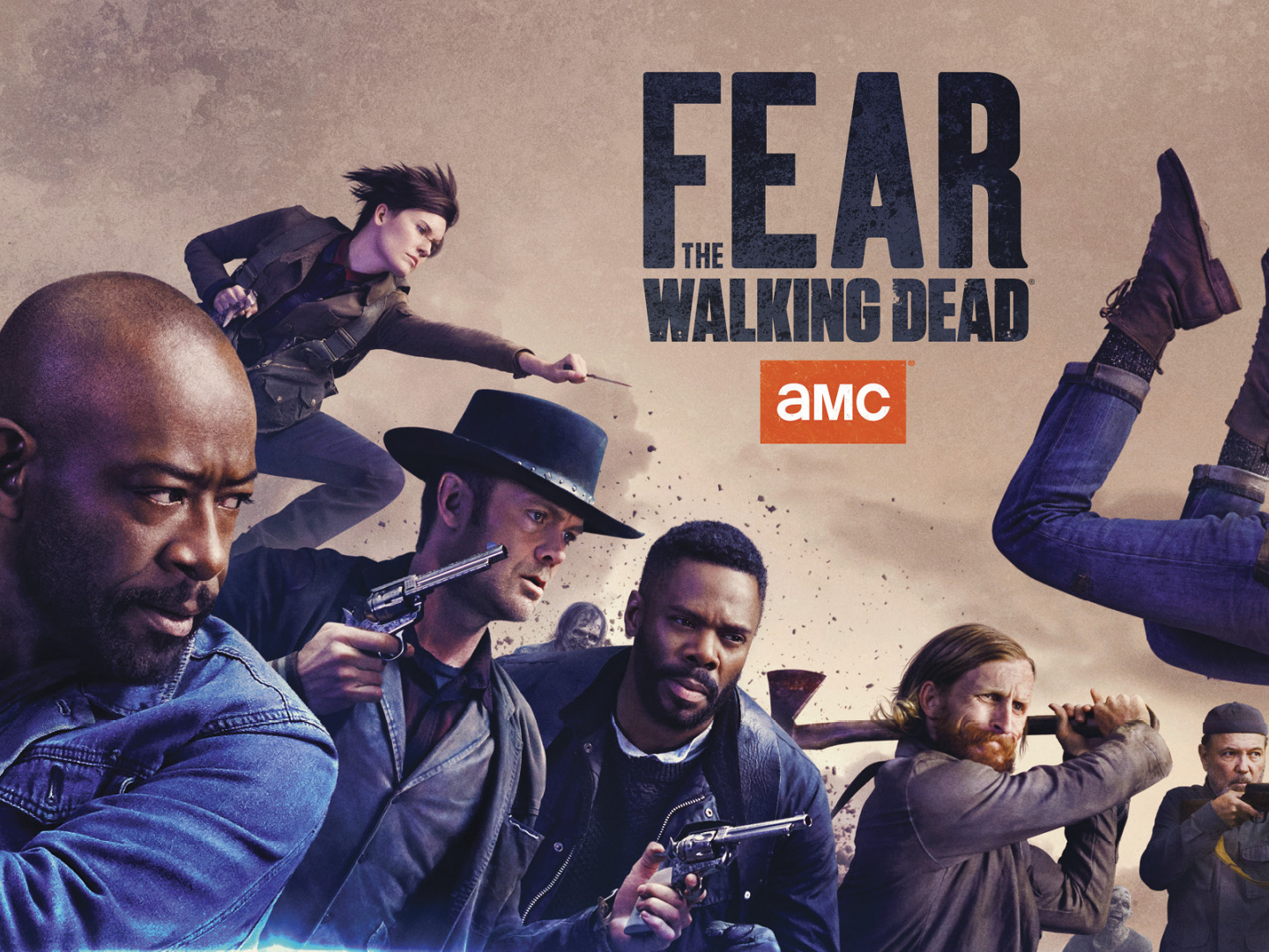 Fear The Walking Dead S5 Comic-Con Thumbnail