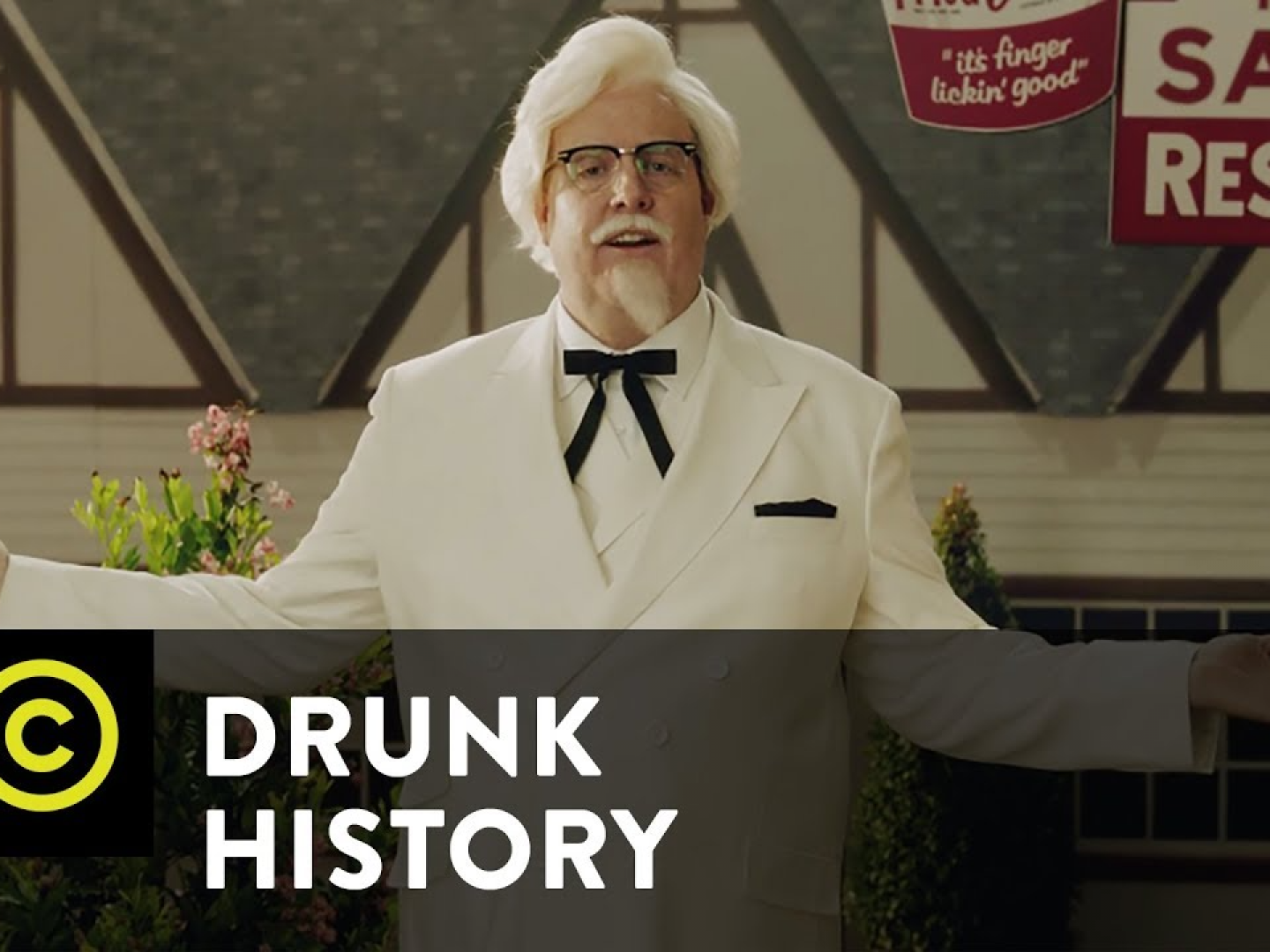 Drunk History Presents: The History of Colonel Sanders Thumbnail