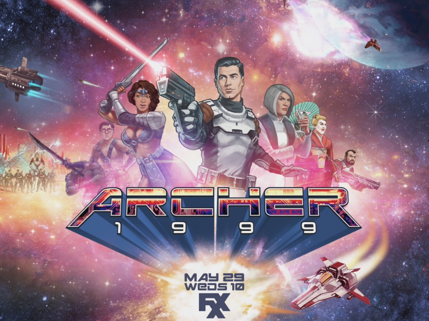 Archer S10 - Motion Poster Thumbnail