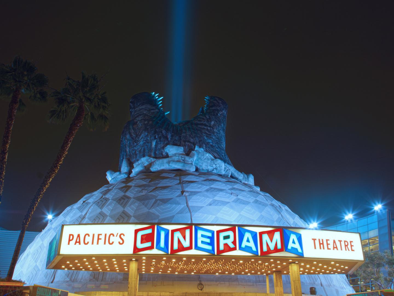 Godzilla Cinerama Dome Takeover Thumbnail