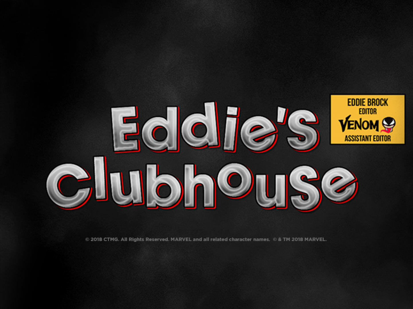 Eddie's Clubhouse: Bringing Venom to Twitter Moments Thumbnail