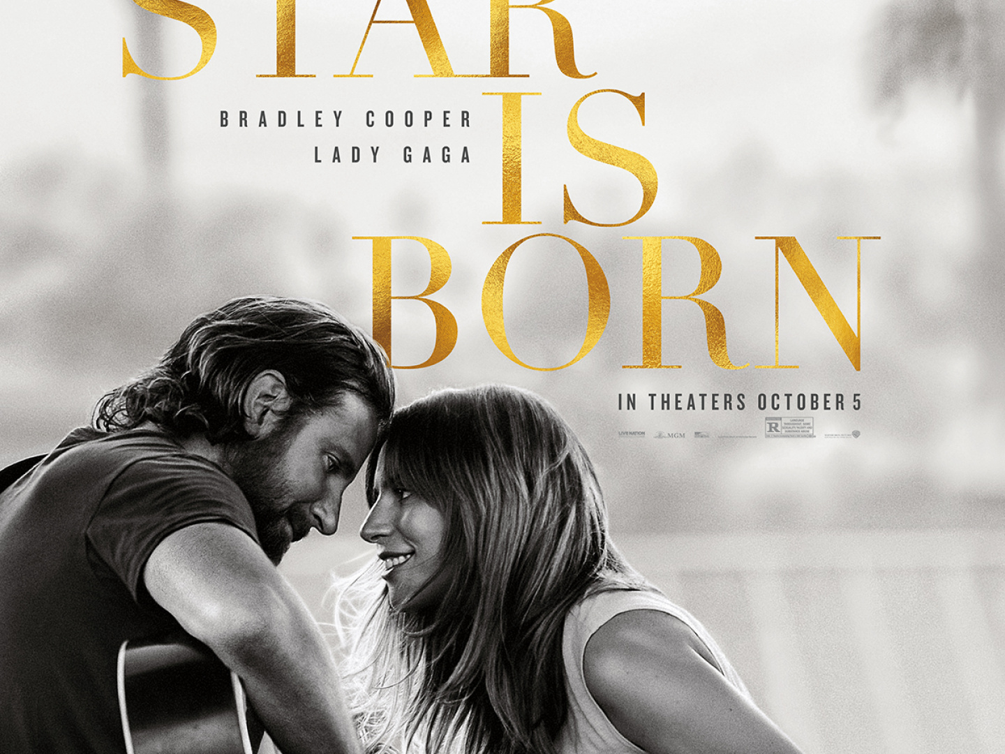A STAR IS BORN - THEATRICAL INTEGRATED CAMPAIGN Thumbnail