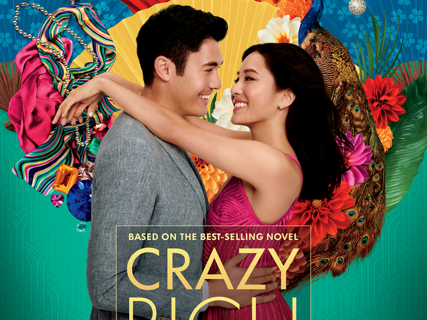 CRAZY RICH ASIANS - THEATRICAL INTEGRATED CAMPAIGN Thumbnail