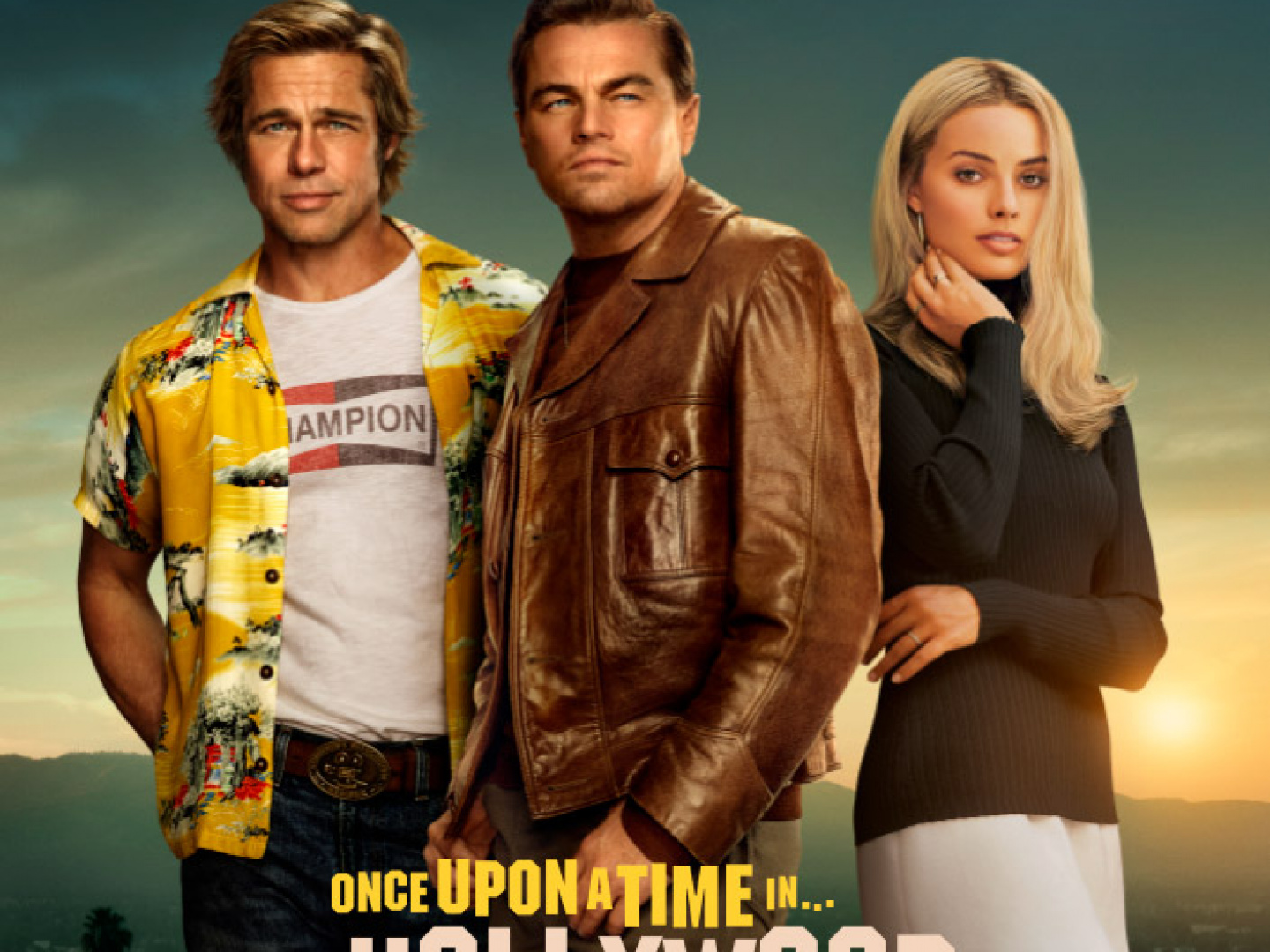 Once Upon A Time In Hollywood - Integrated Campaign Thumbnail