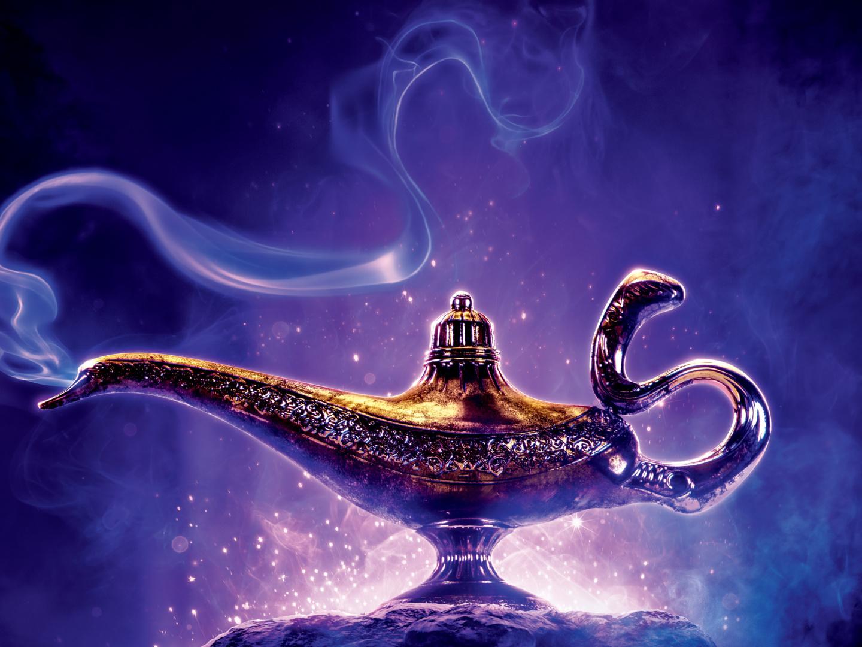 Aladdin Lamp Teaser Thumbnail