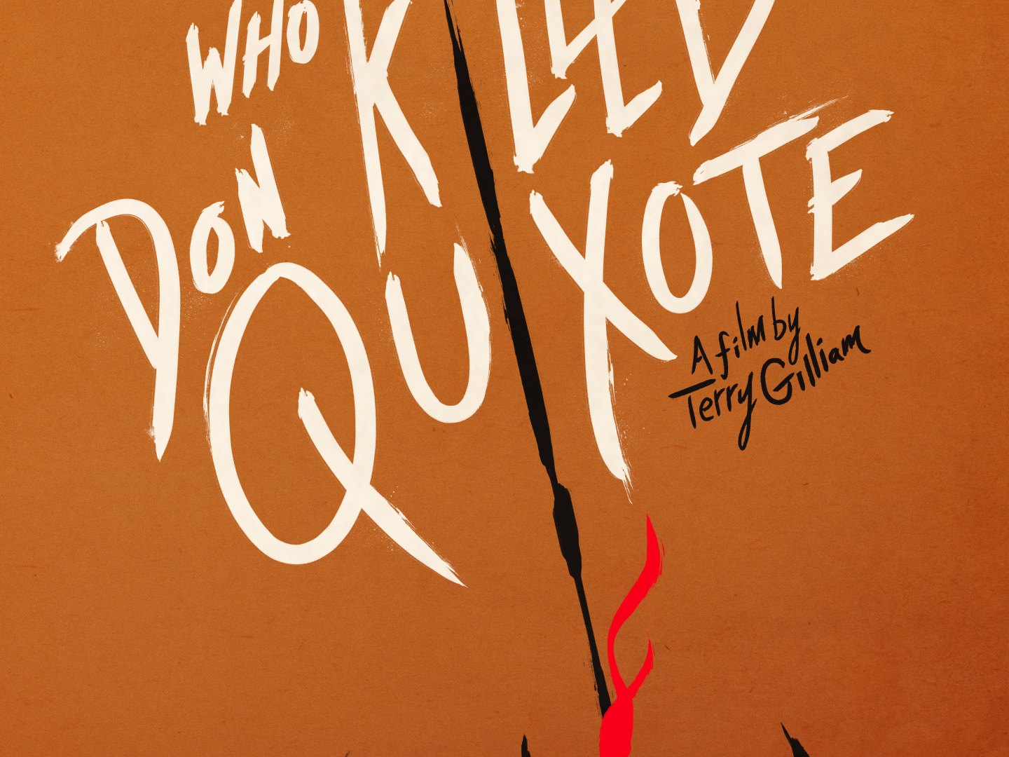 The Man Who Killed Don Quixote - Teaser Poster Thumbnail