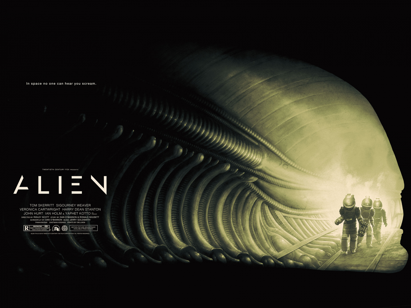 Alien 40th Anniversary  Thumbnail