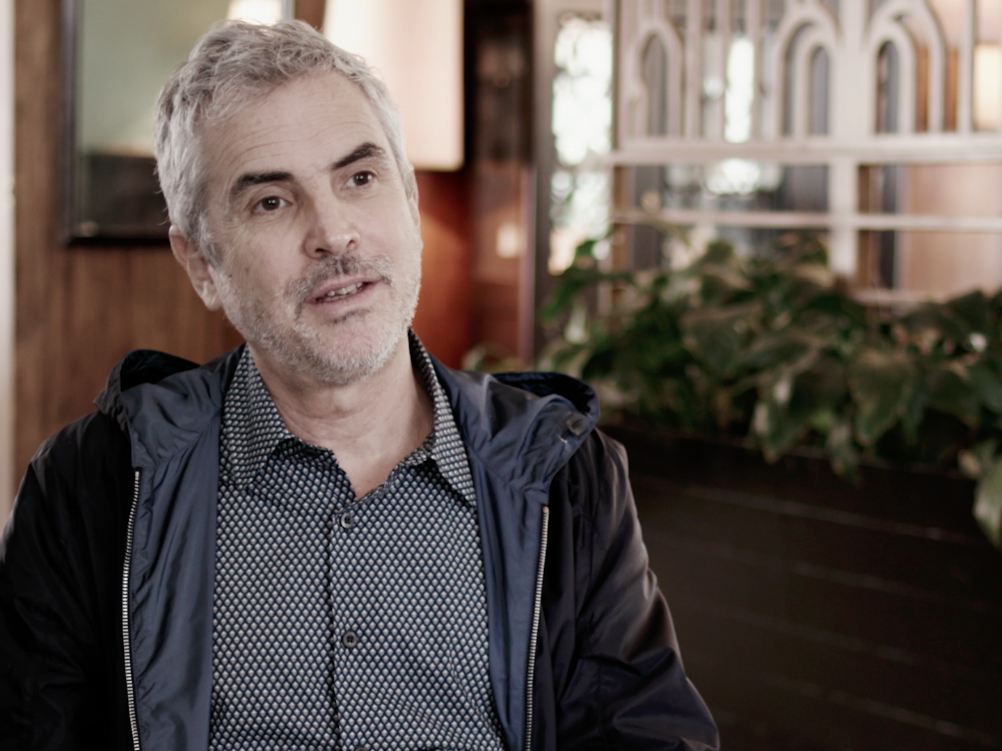 Behind the Scenes with Alfonso Cuarón Thumbnail