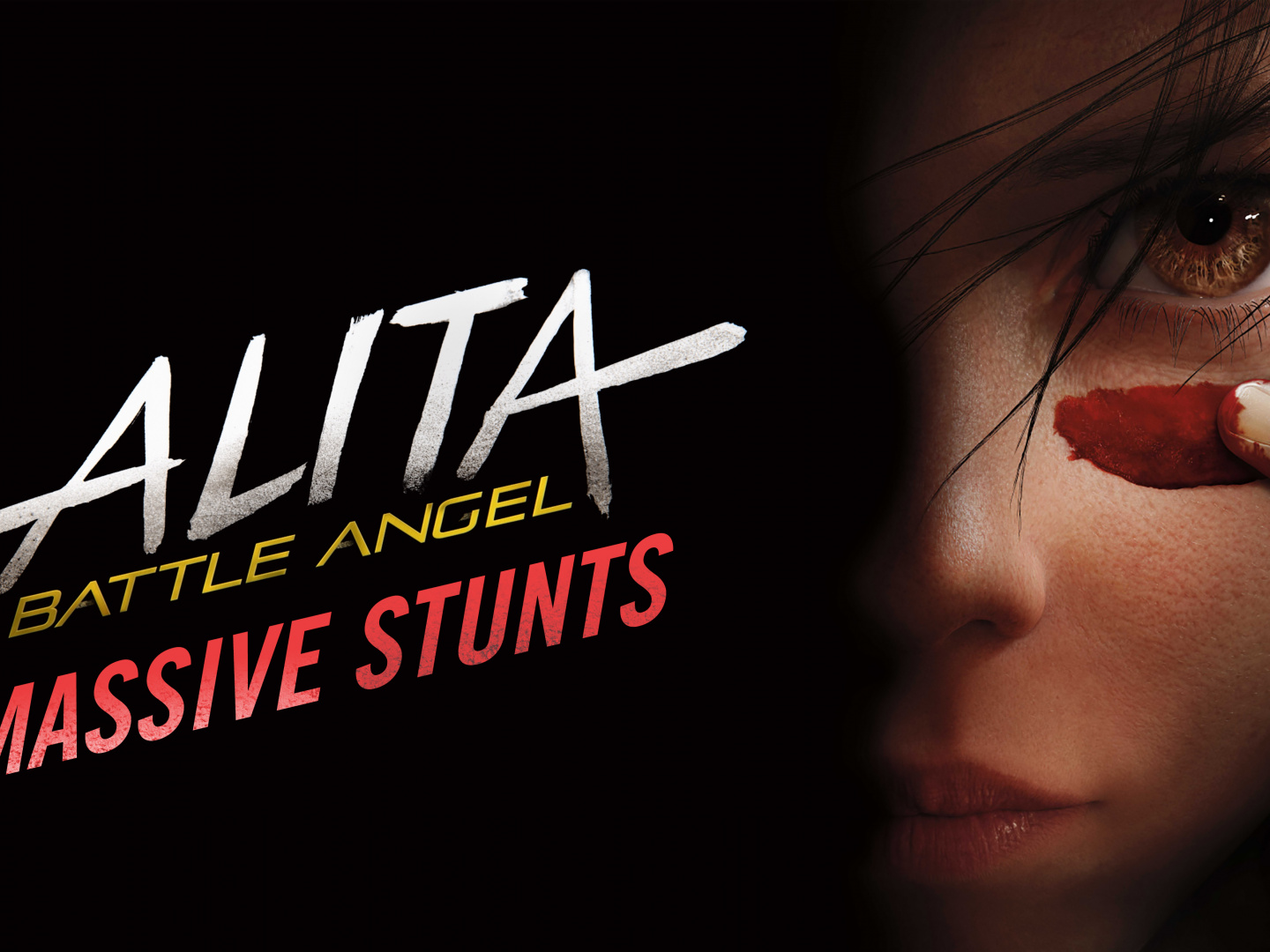 ALITA BATTLE ANGEL MASSIVE STUNTS Thumbnail