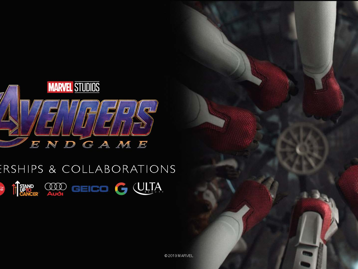 Marvel Partnerships | Avengers: Endgame Thumbnail