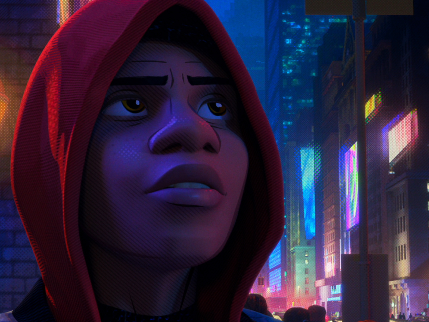Spider-Man: Into the Spider-Verse Thumbnail