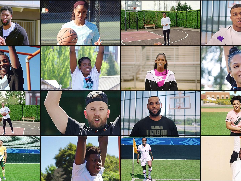 Nike PLAYlist Thumbnail