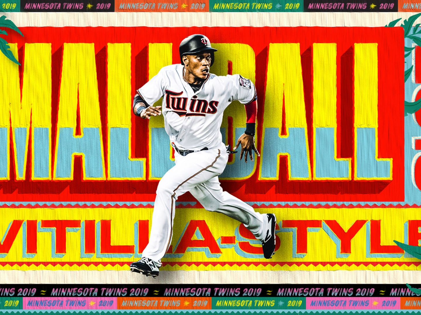Minnesota Twins Mall Ball: Vitilla-Style Thumbnail