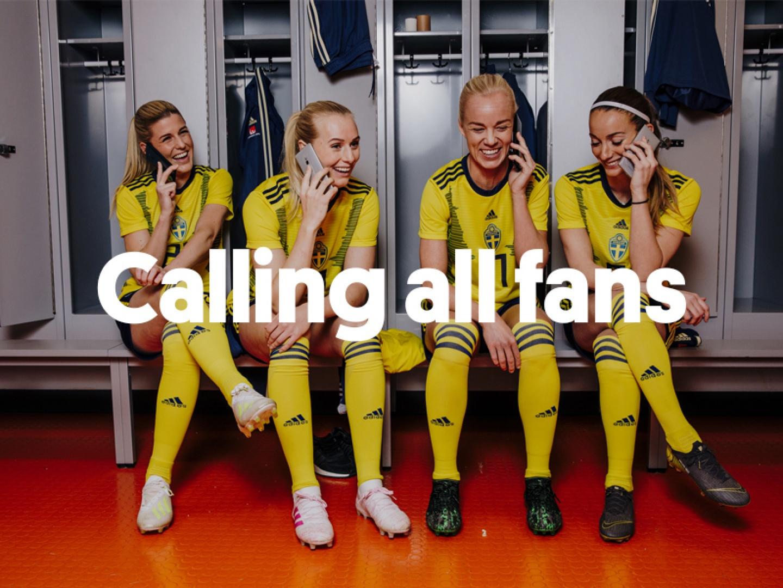 Calling all fans Thumbnail