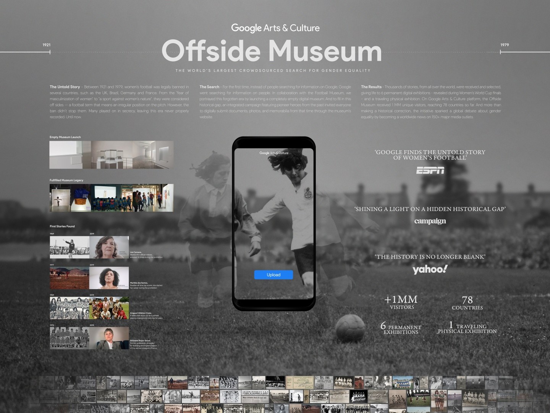 Google Offside Museum Thumbnail