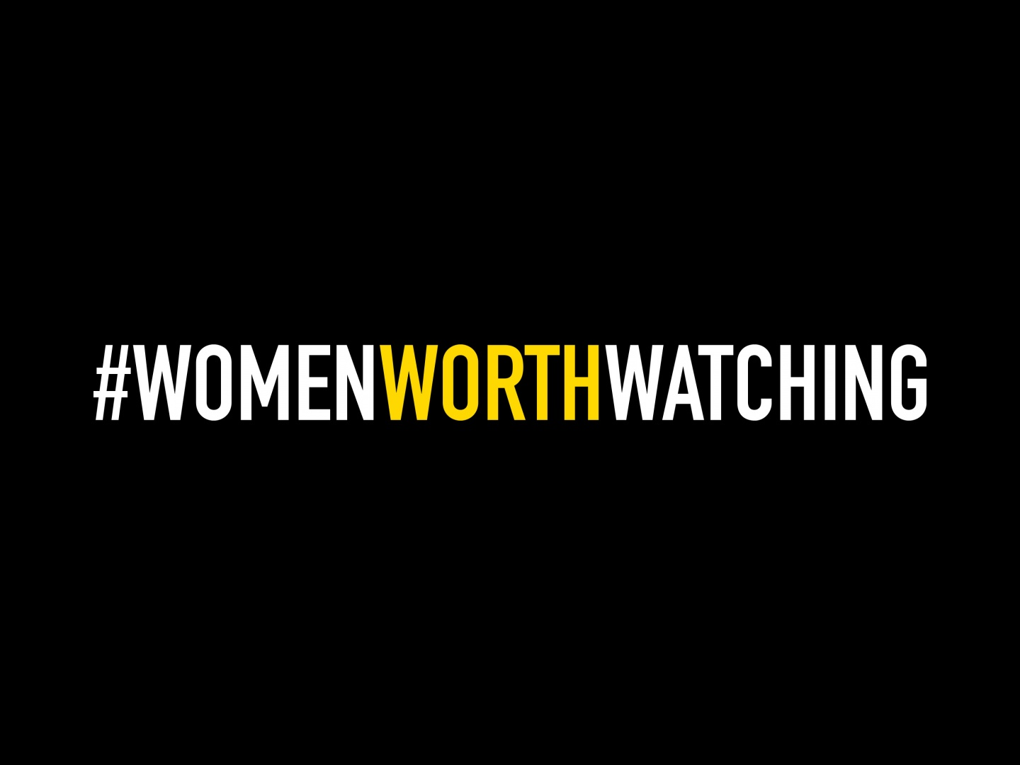 Women Worth Watching Thumbnail