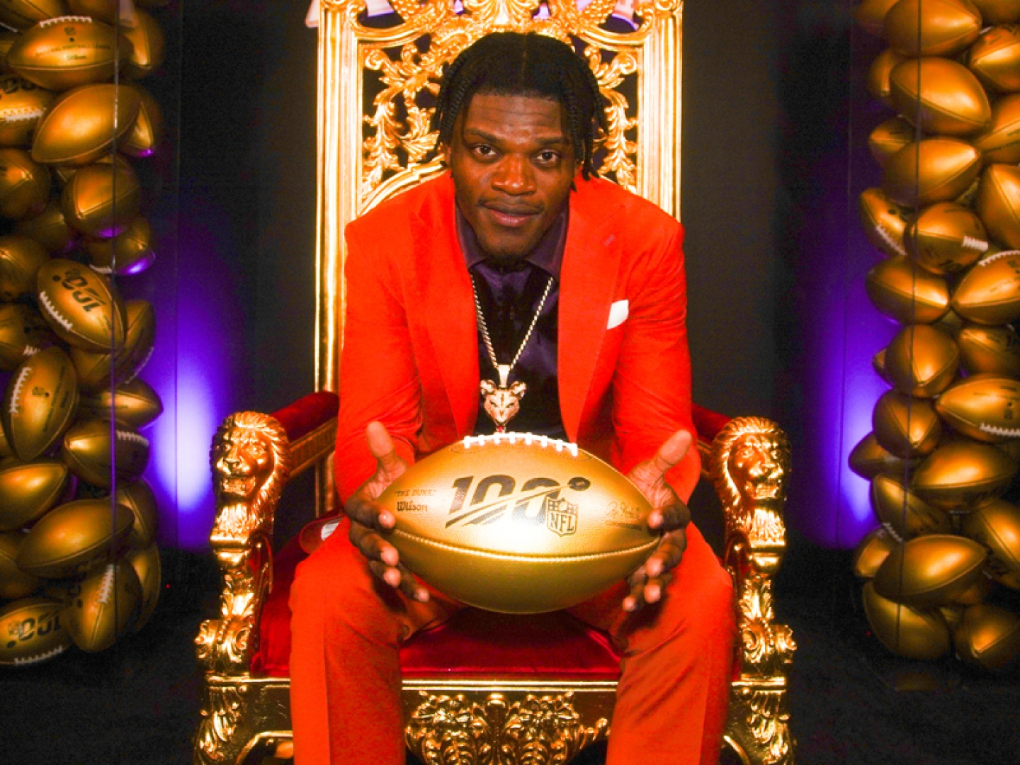 Lamar Jackson, Long Road to MVP Thumbnail