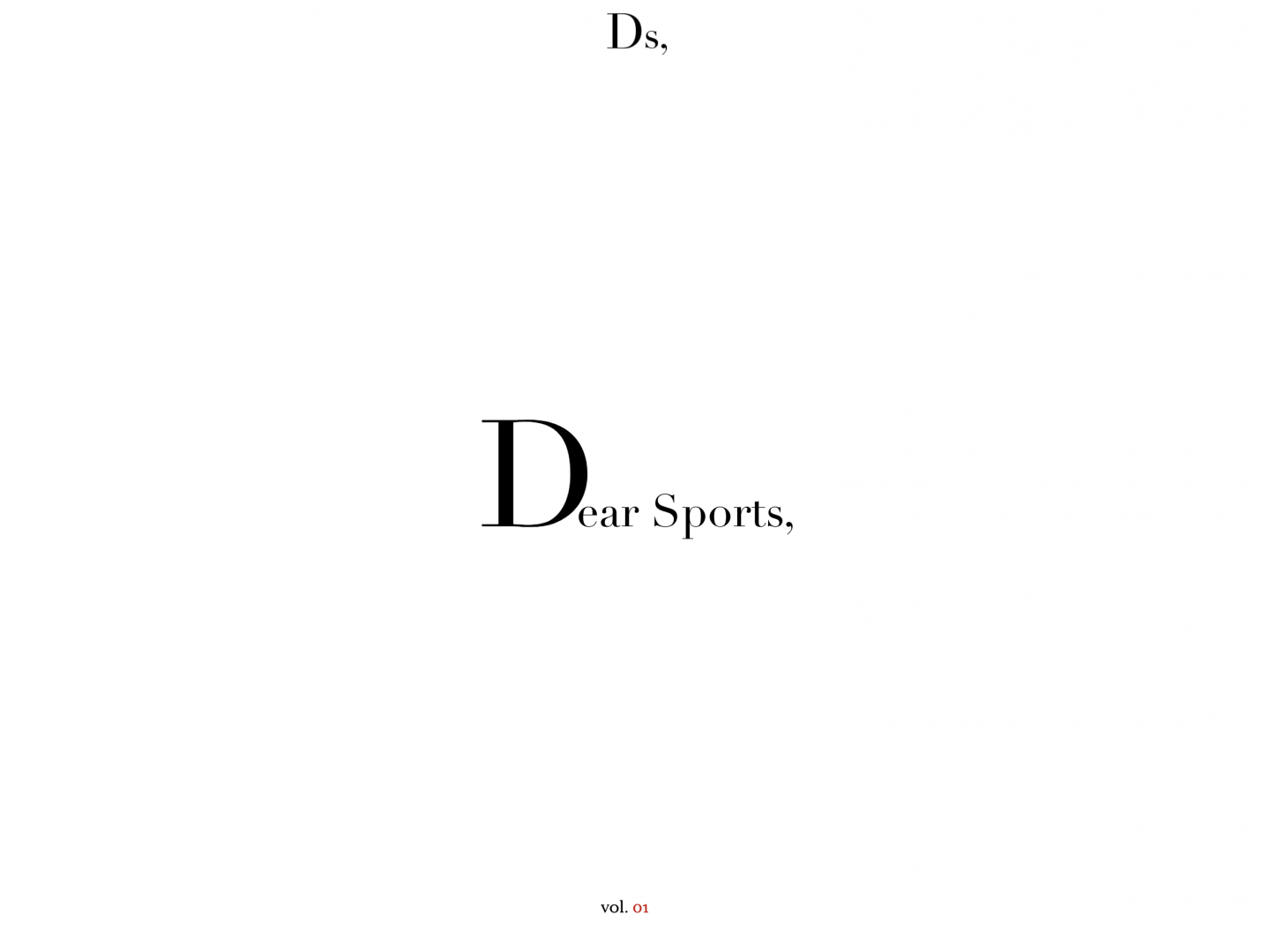 Dear Sports Thumbnail