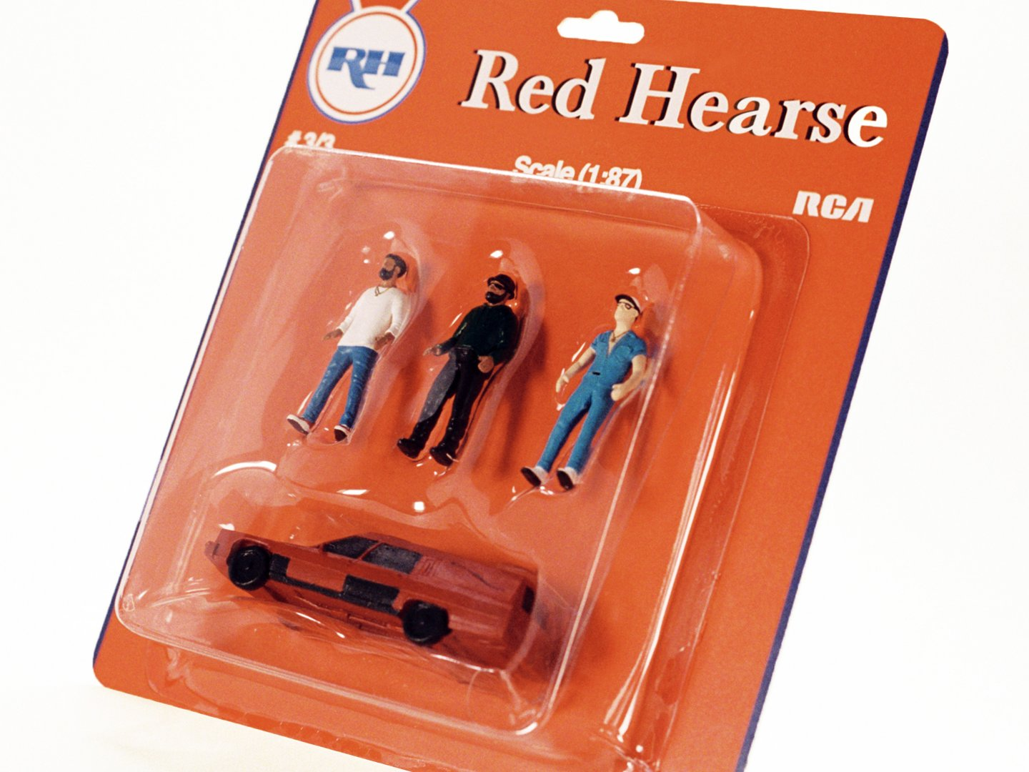 Red Hearse Thumbnail