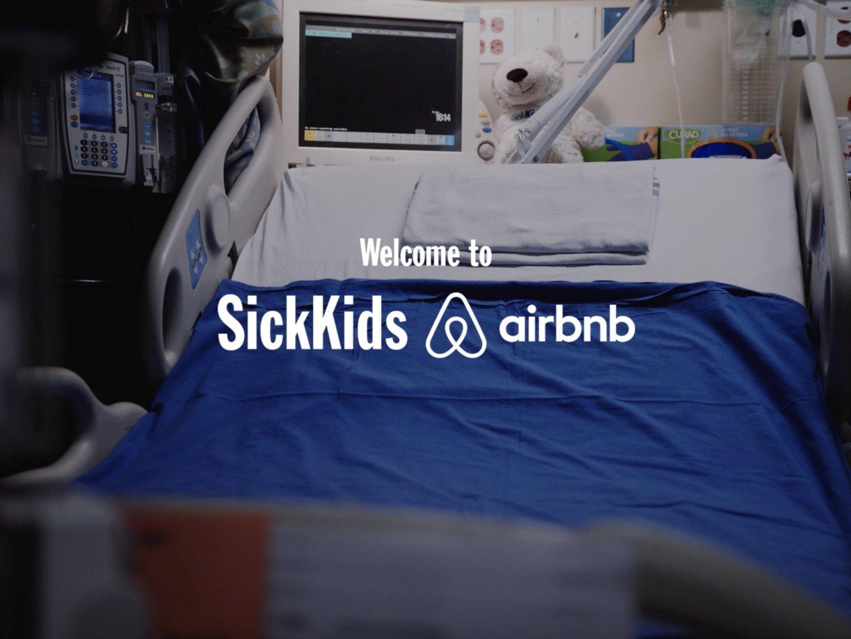 SickKids Airbnb Thumbnail