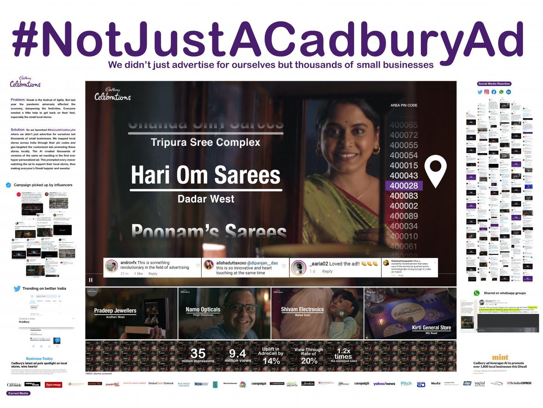 Not Just A Cadbury Ad Thumbnail