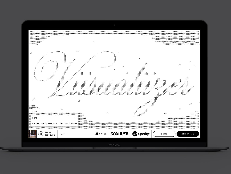 Bon Iver Viisualiizer Thumbnail